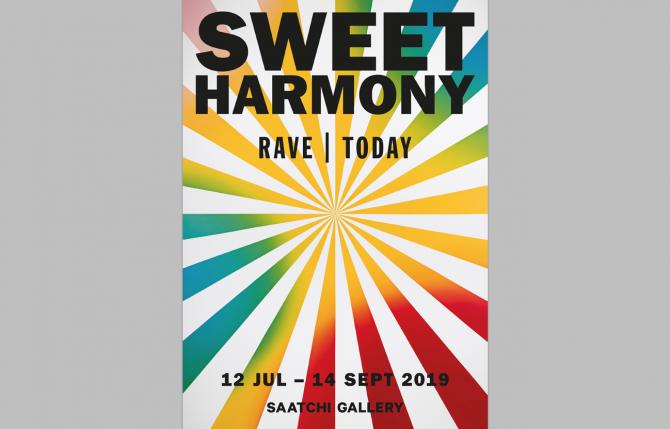 Saatchi Gallery – Sweet Harmony